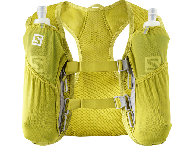 Salomon Agile 2 Backpack Set citronelle/sulphur spring